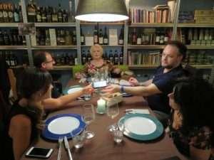 Ristorante Gourmet Lume Bistrò: Ospiti di Lume Bistrò 18-07-2020