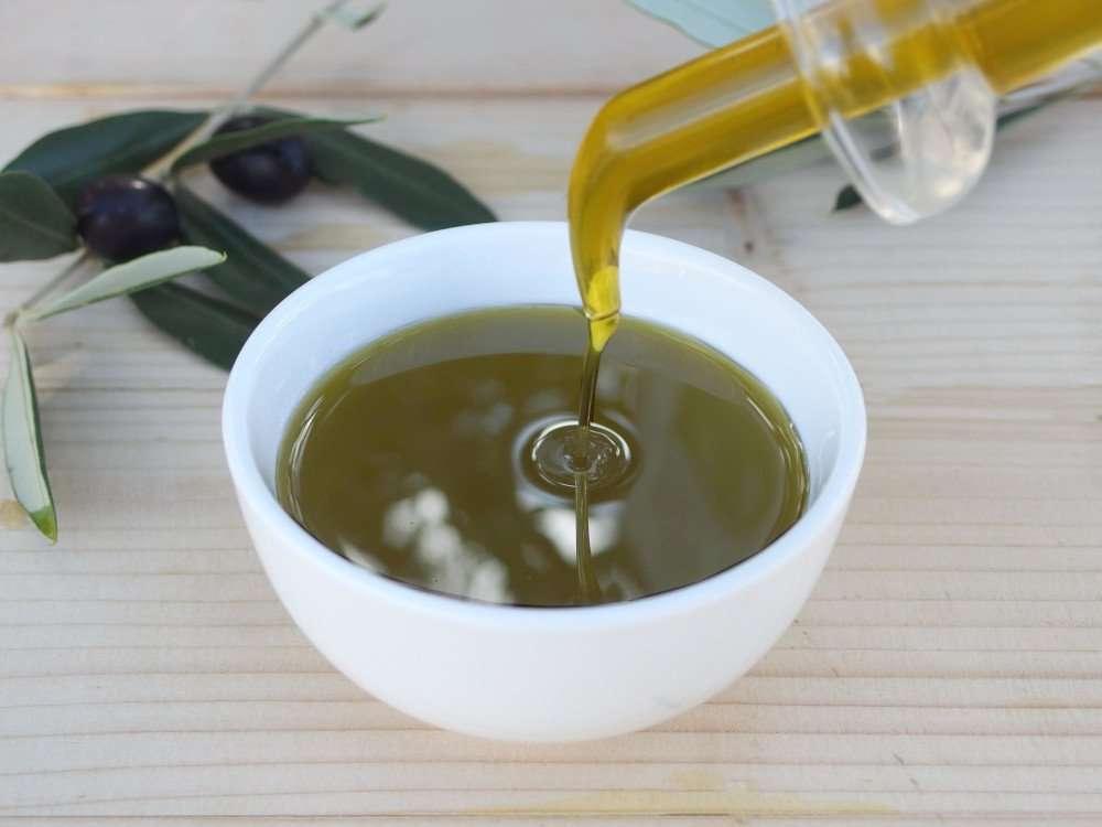 Ristorante Gourmet Lume Bistrò: Olio di oliva di mais o soia
