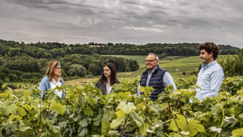 Campagne Roger Coulon Famiglia Coulon